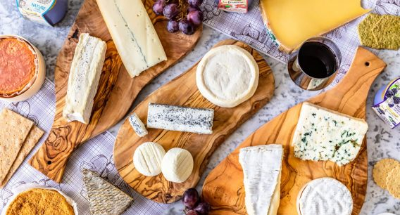 Cheese Selection 1